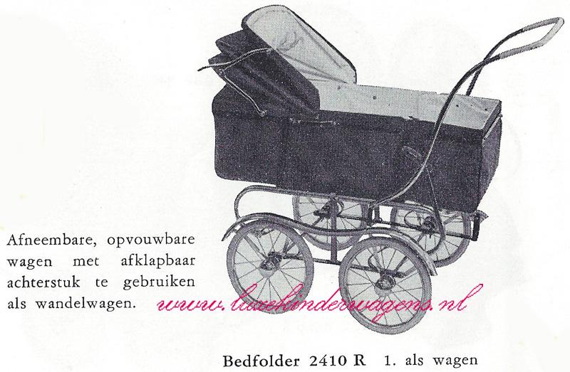 Bedfolder 2410 R