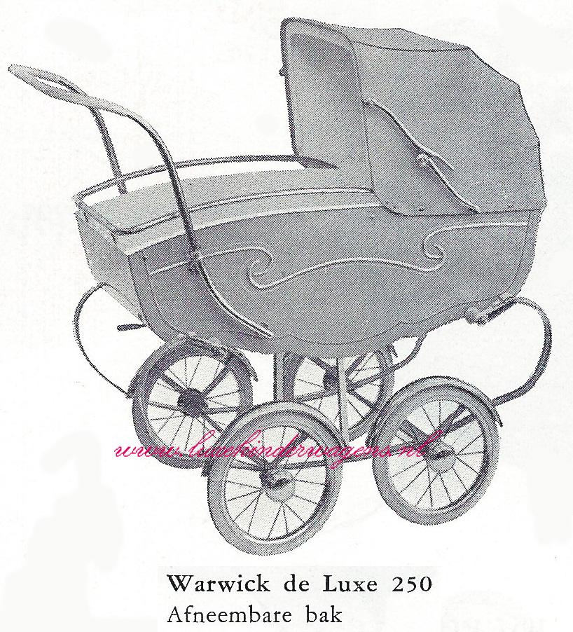 Warwick de Luxe 250