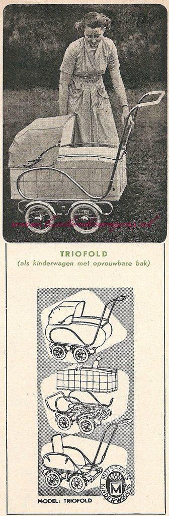 Triofold