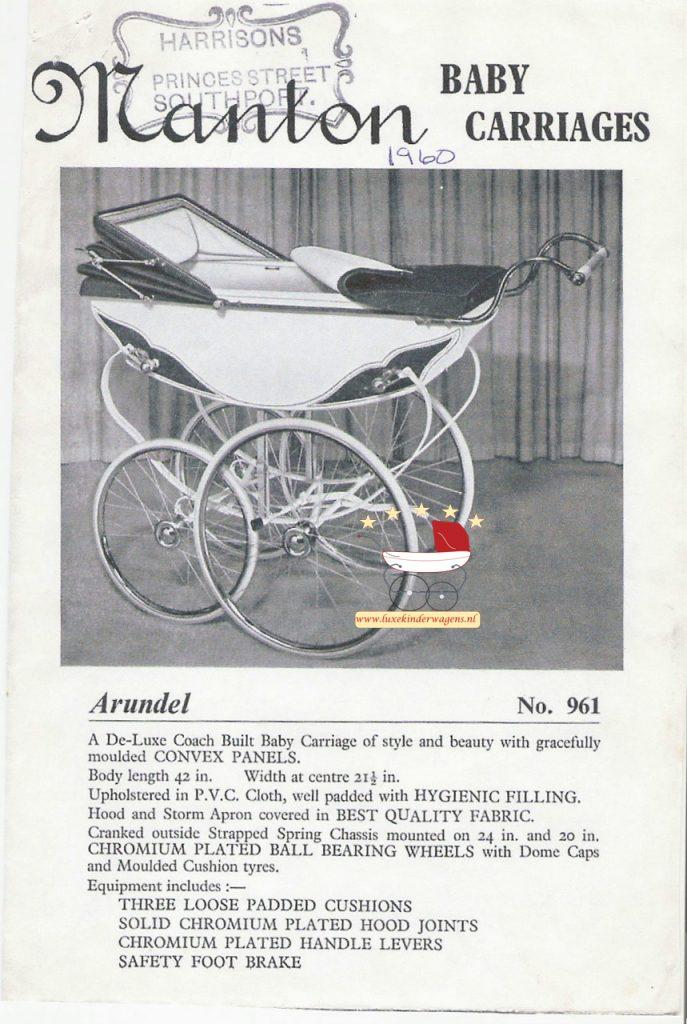 Arundel No. 961