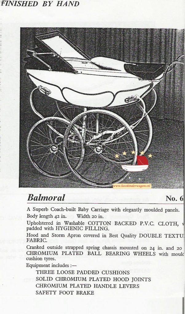 Balmoral No. 6xx