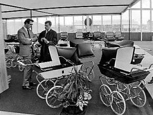 Jaarbeursstand 1967