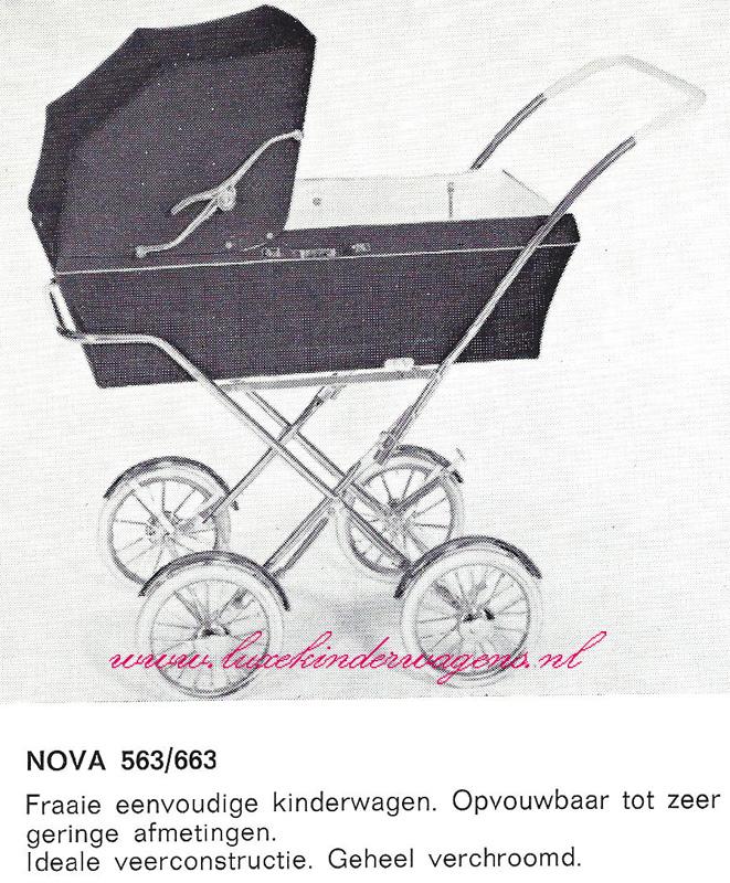 Nova 563/663