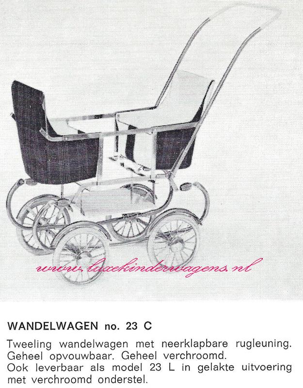 Wandelwagen No. 23 C