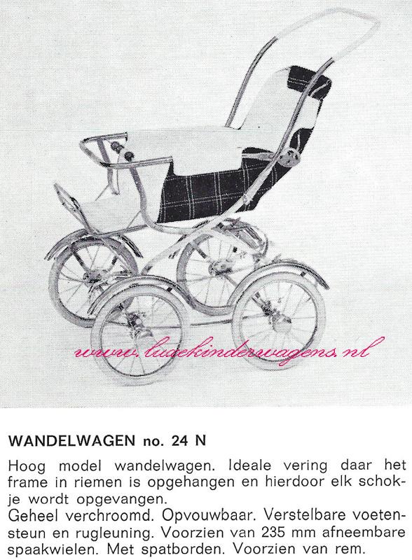 Wandelwagen No. 24 N