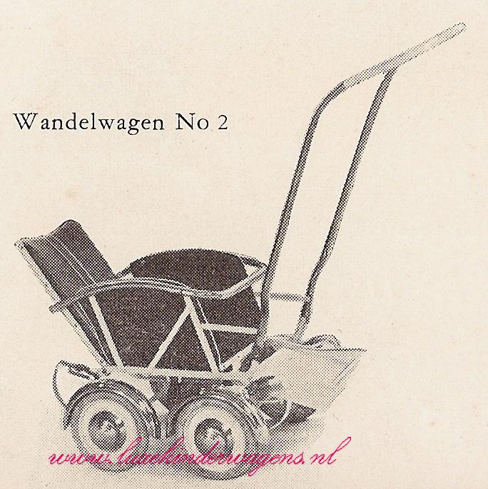 Wandelwagen No. 2, 1953