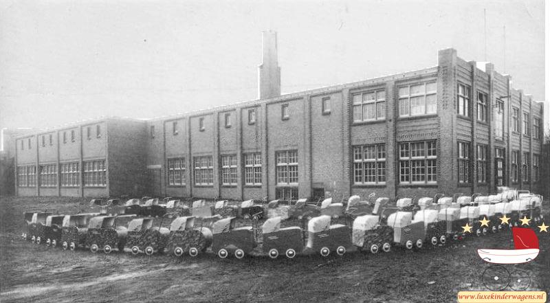 Kinderwagenfabriek Van Werven