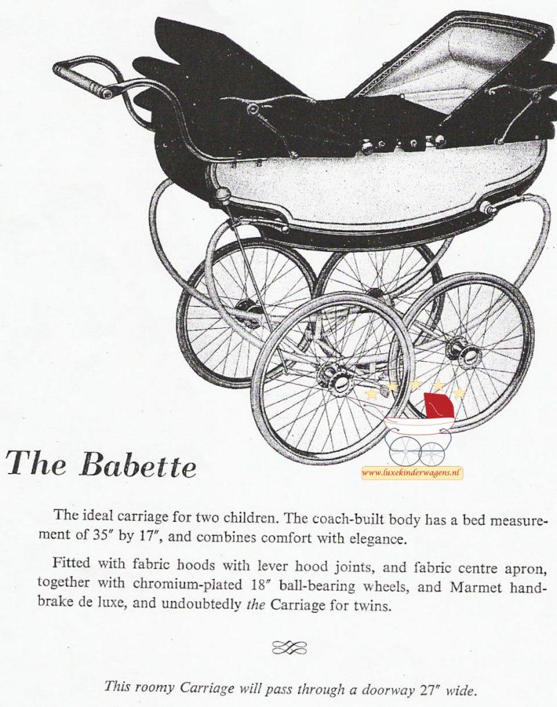 Babette 1963