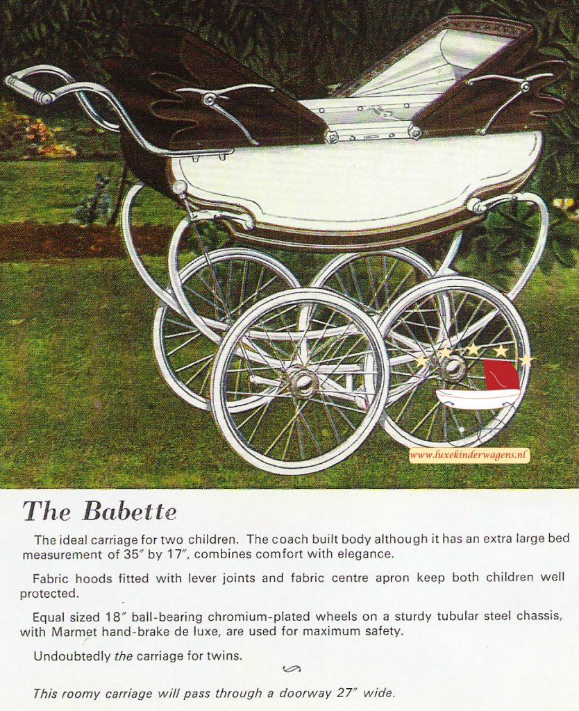 Babette 1964