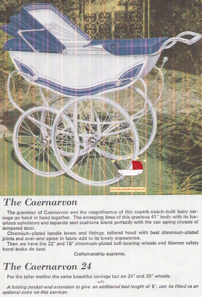 Caernarvon, 1964