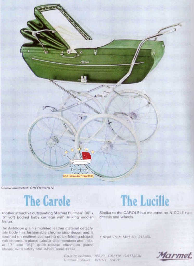 Carole/Lucille, 1968