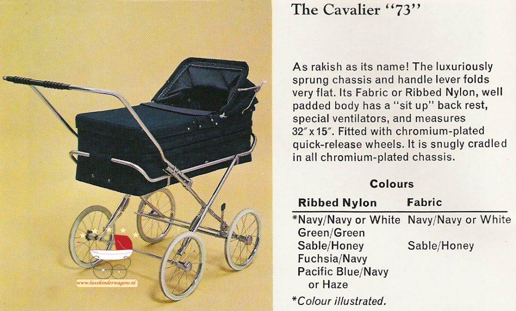 Cavalier, 1973