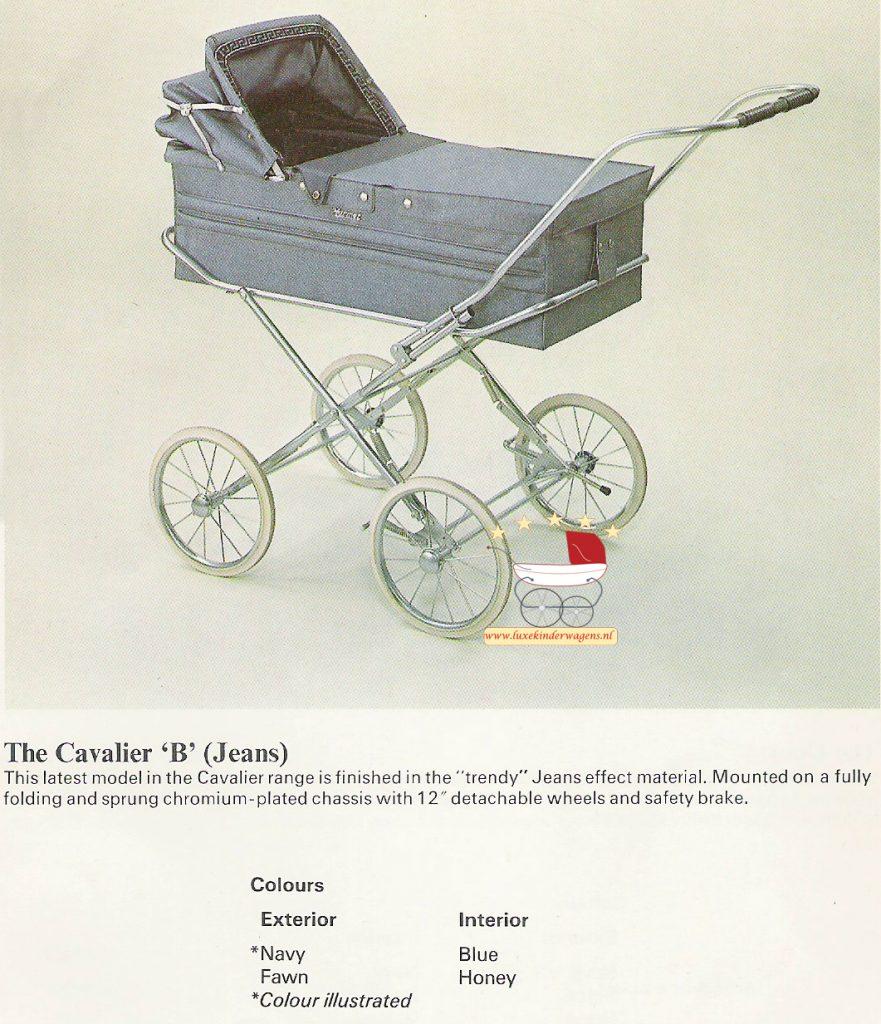 Cavalier B, 1976