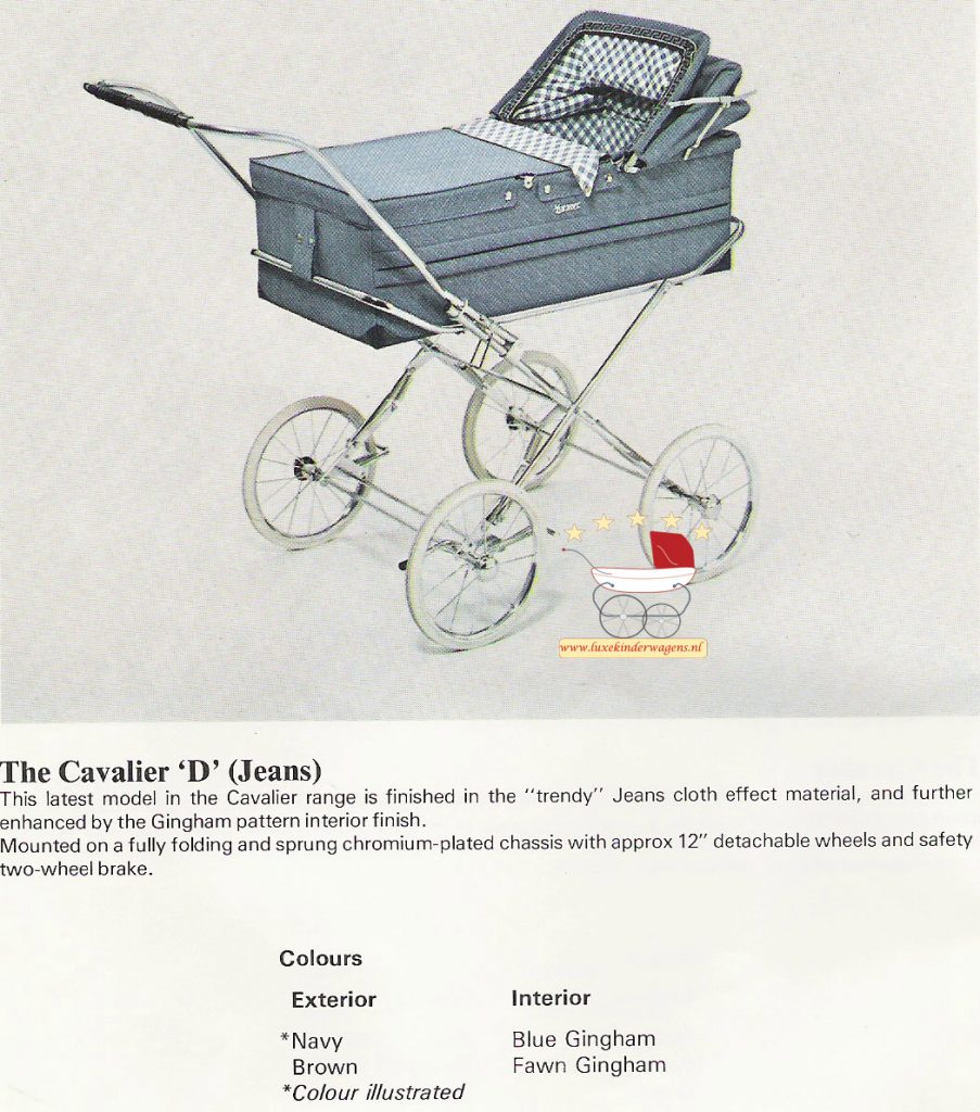 Cavalier D, 1977