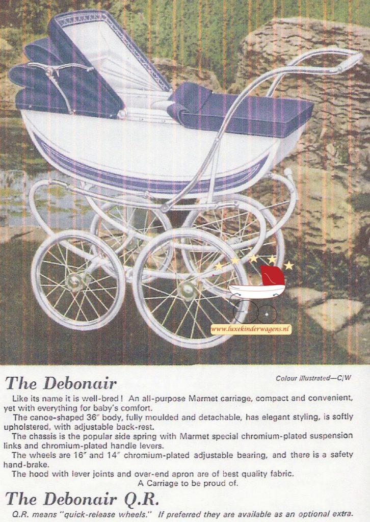 Debonair, 1964