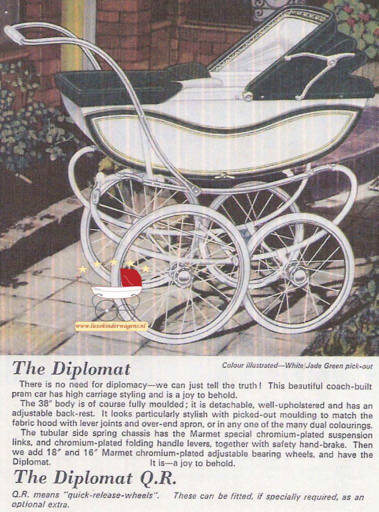 Diplomat, 1964