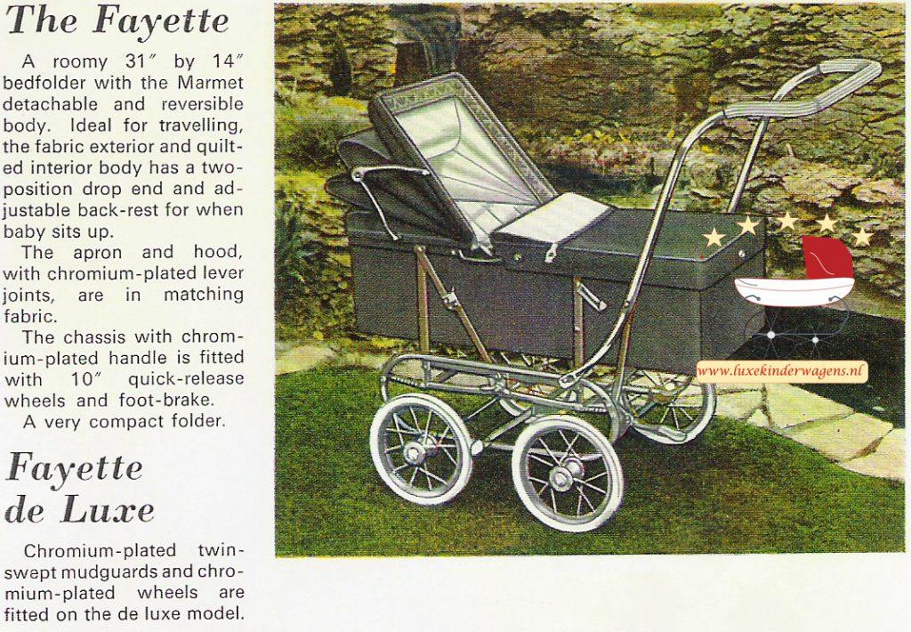 Fayette, 1964
