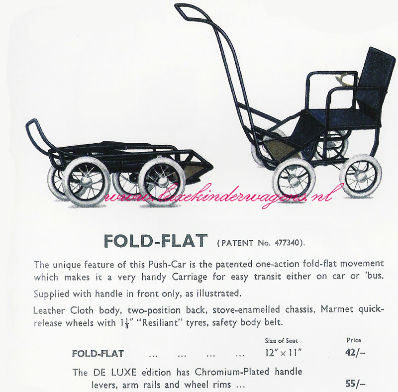 Fold-Flat, 1939