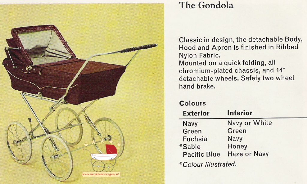 Gondola, 1973