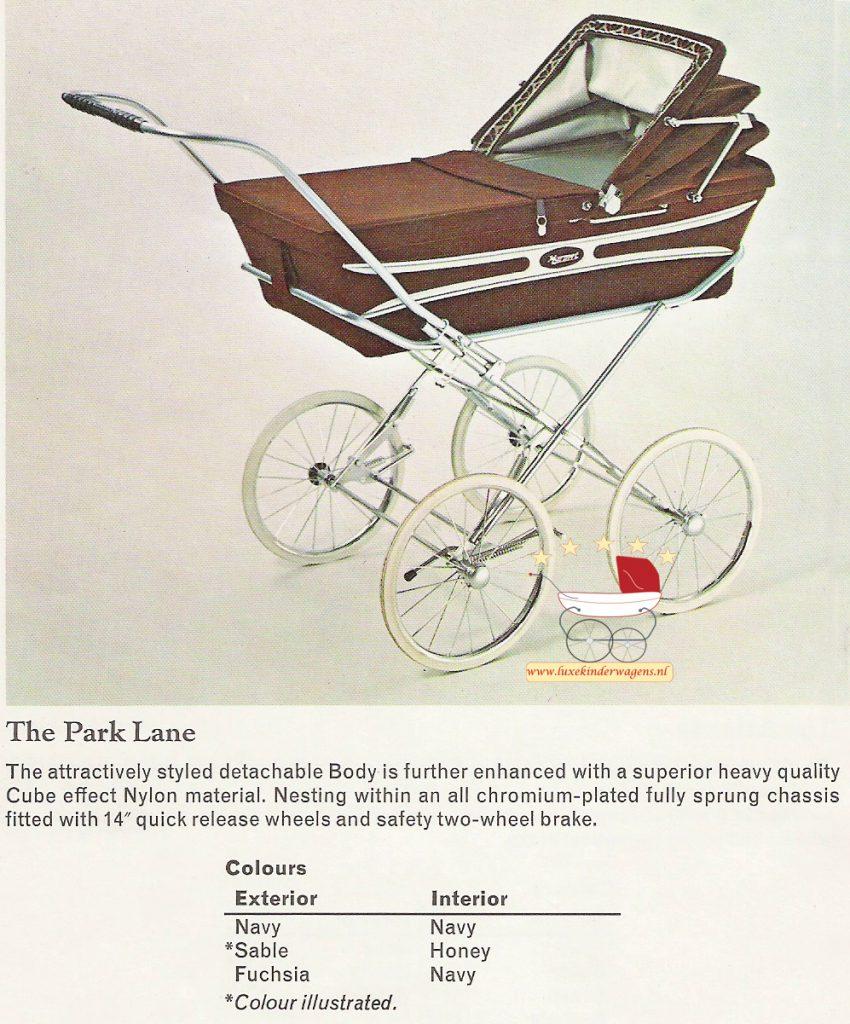 Park Lane. 1975