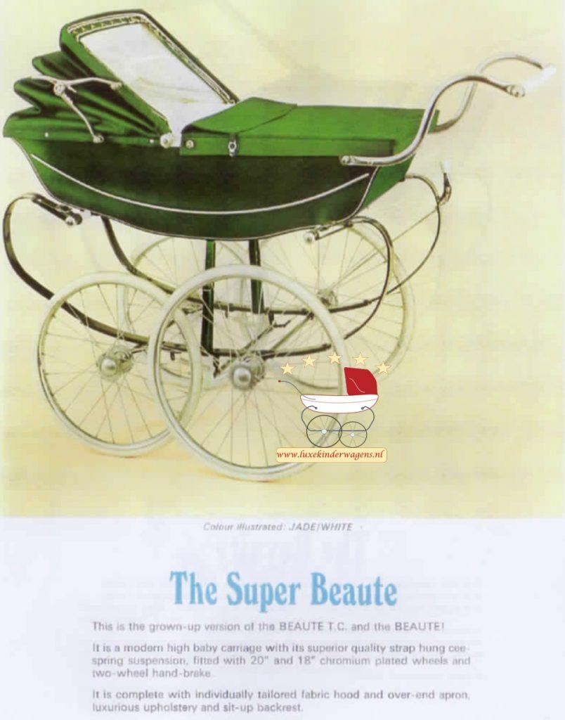 Super Beaute, 1968