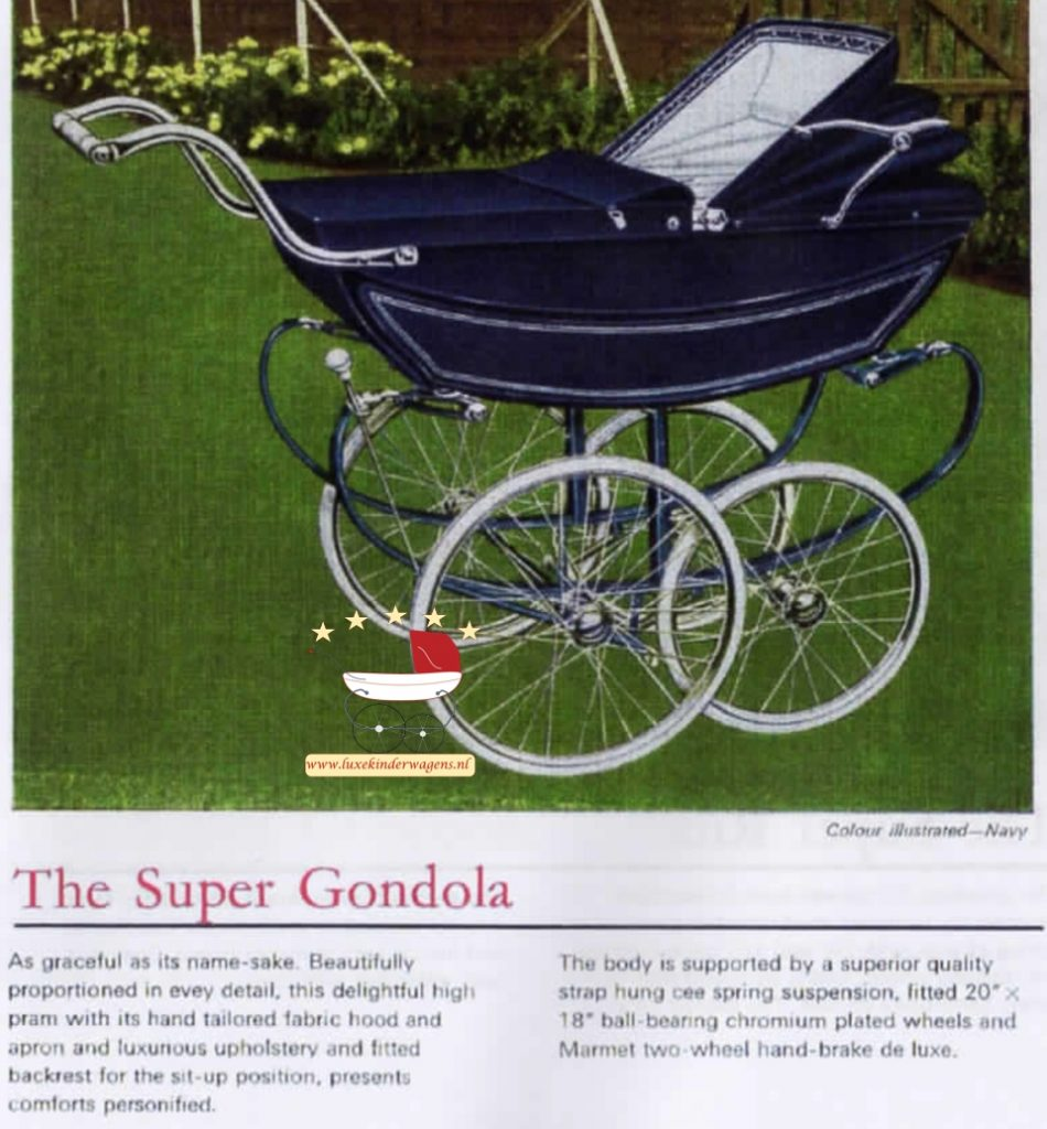 Super Gondola, 1967