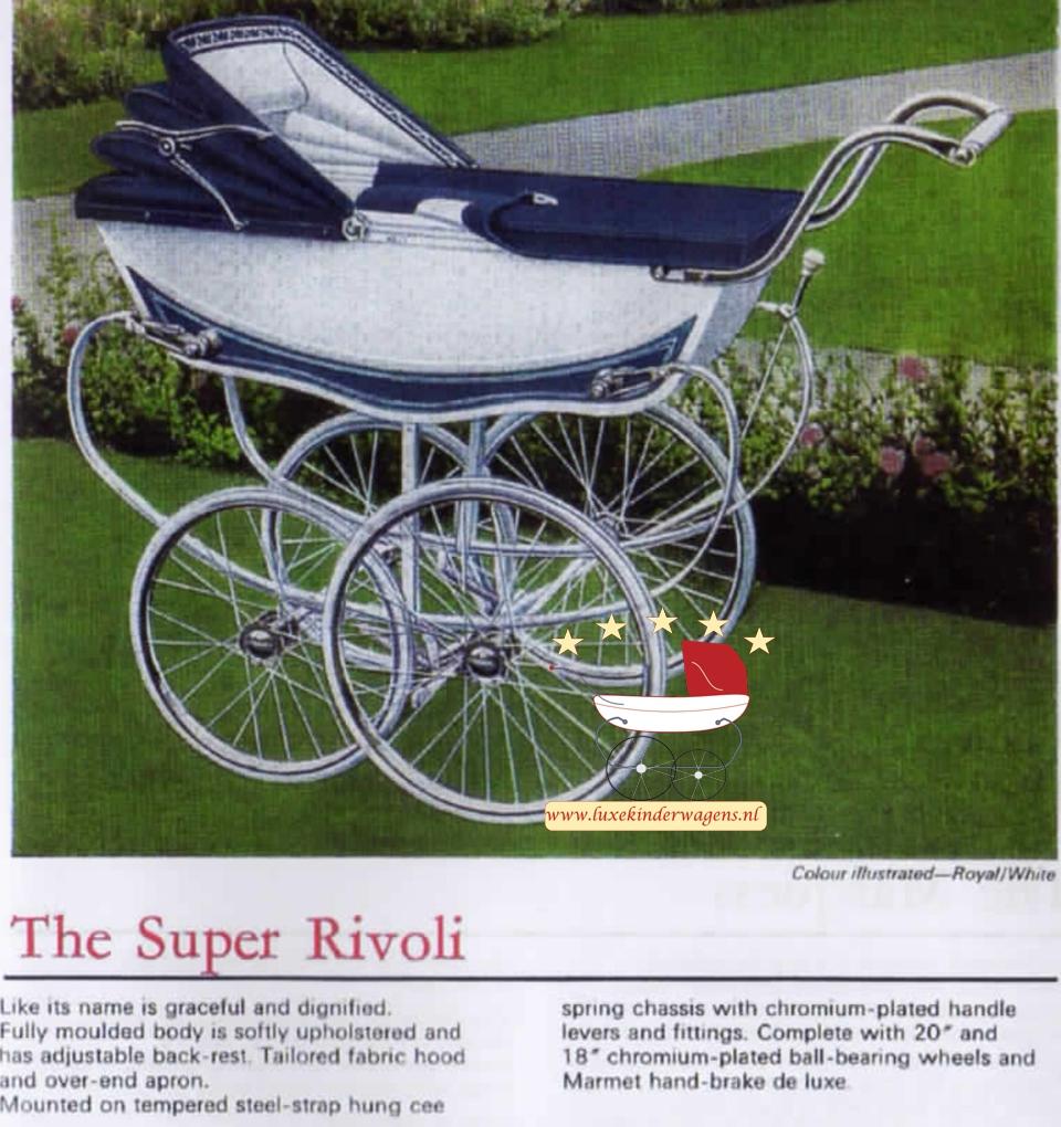 Super Rivoli, 1967