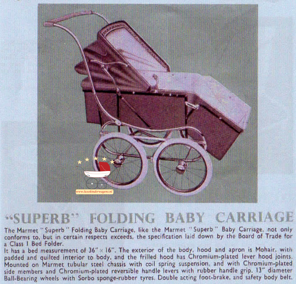 Superb Folding 1950