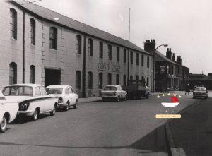 Fabriek, 1970