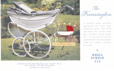 Kensington, model number 254