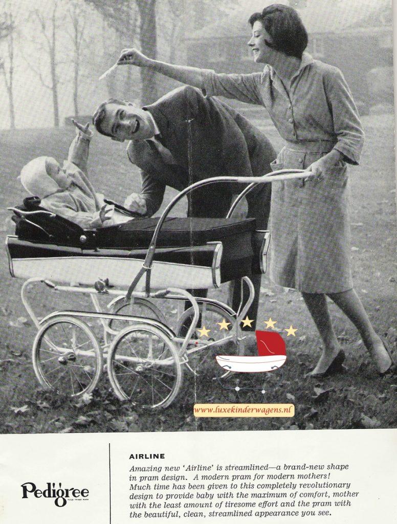 Pedigree Airline 1961