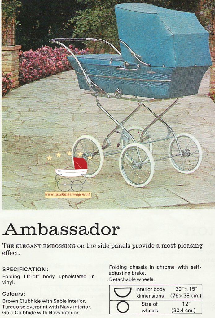 Pedigree Ambassador 1972