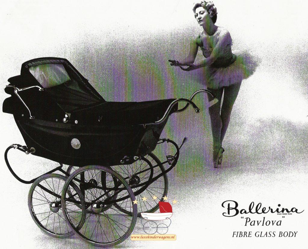 Pedigree Ballerina Pavlova 1958