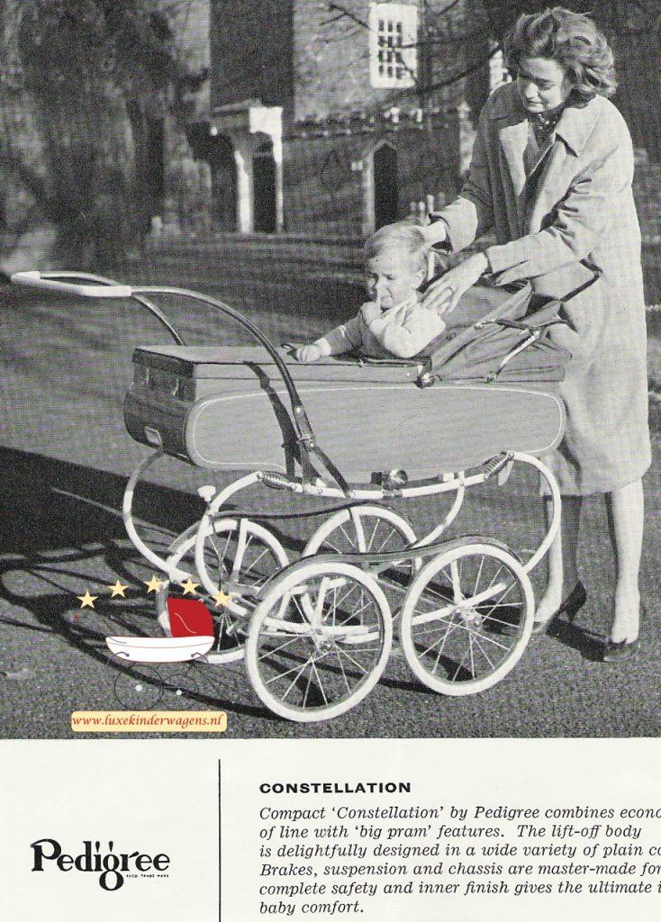 Pedigree Constellation 1961