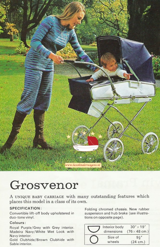 Pedigree Grosvenor 1972