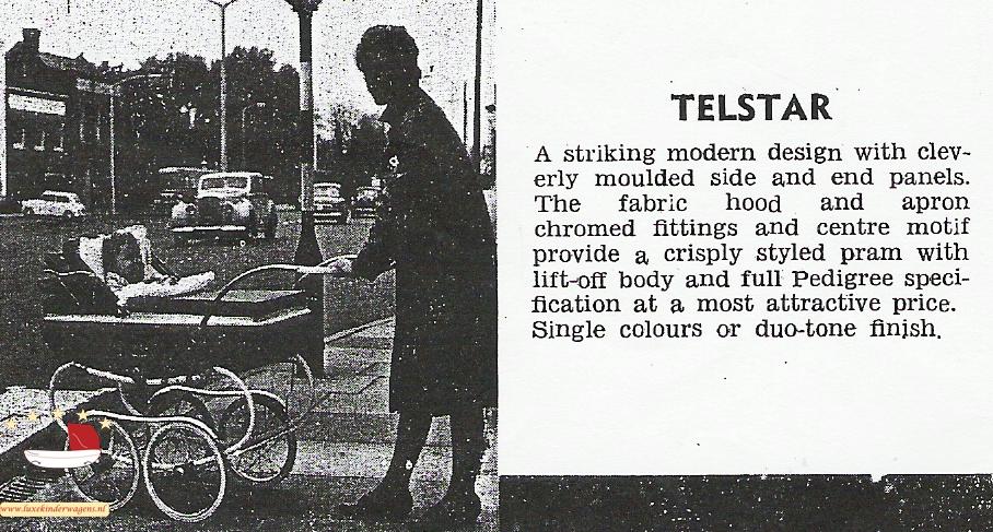 Pedigree Telstar mid 60s