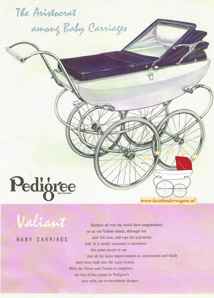 Pedigree Valiant 1959