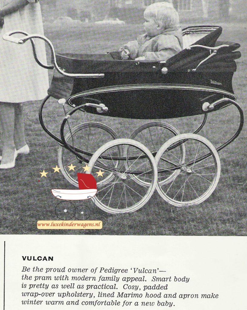 Pedigree Vulcan 1961