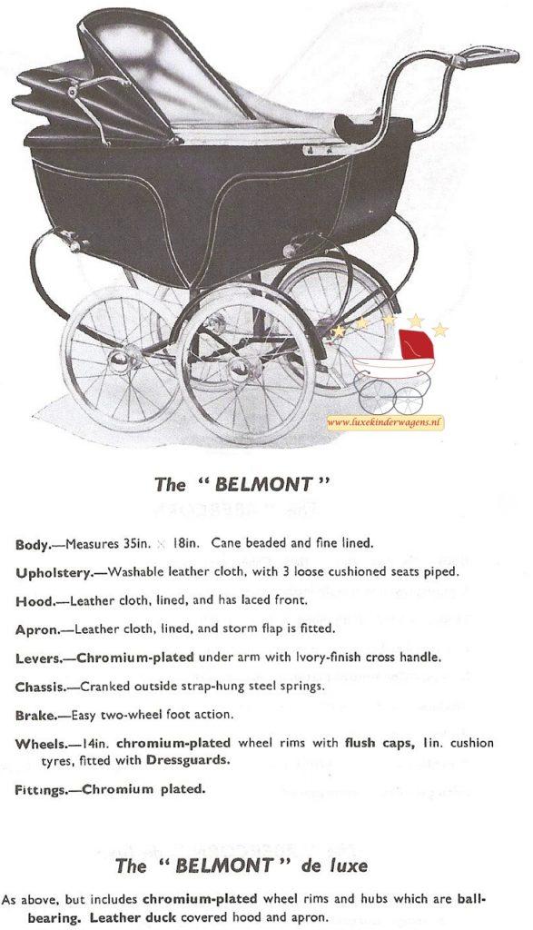 Restmor Belmont 1939