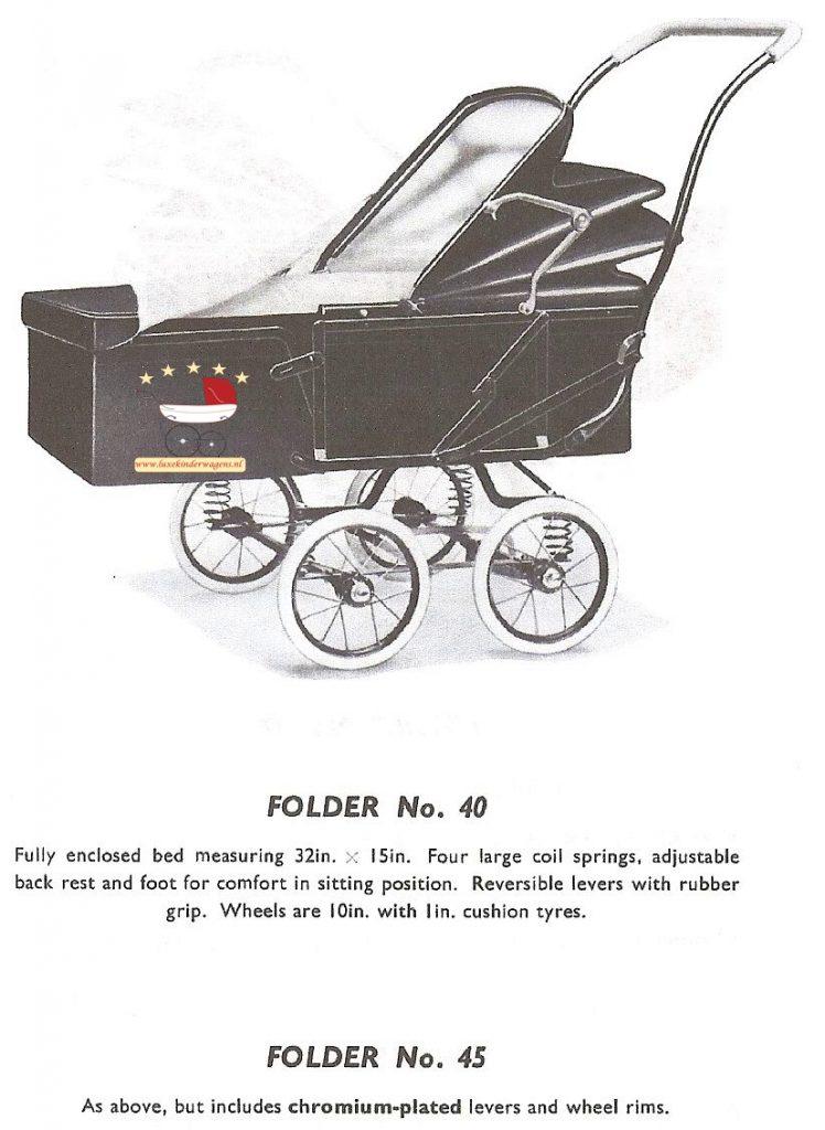 Restmor Folder No. 40 1939