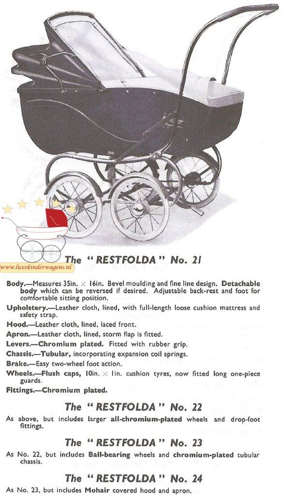 Restmor Restfolda 21 1939