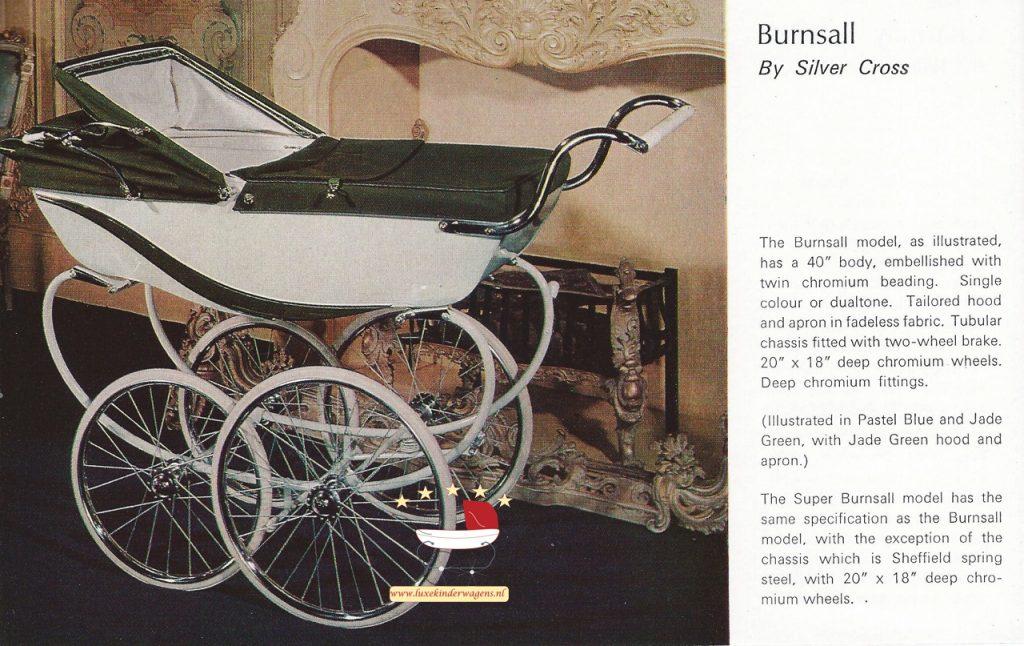 Silver Cross Burnsall 1968
