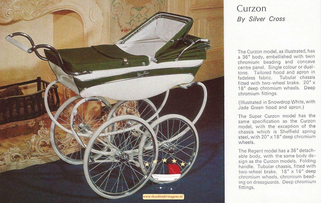 Silver Cross Curzon-Regent 1968-1970