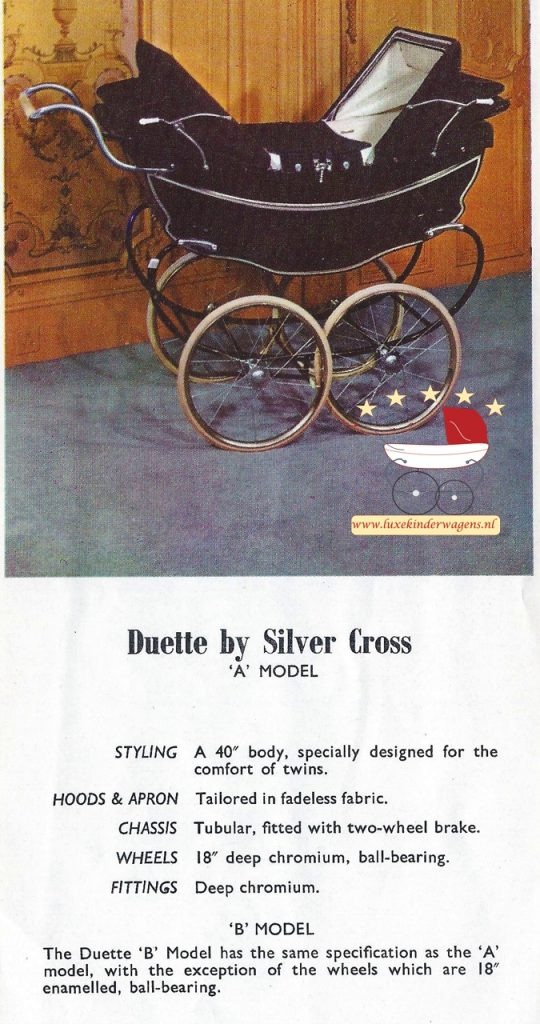 Silver Cross Duette