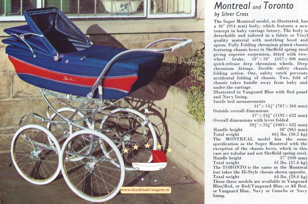 Silver Cross Montreal/Toronto 1970