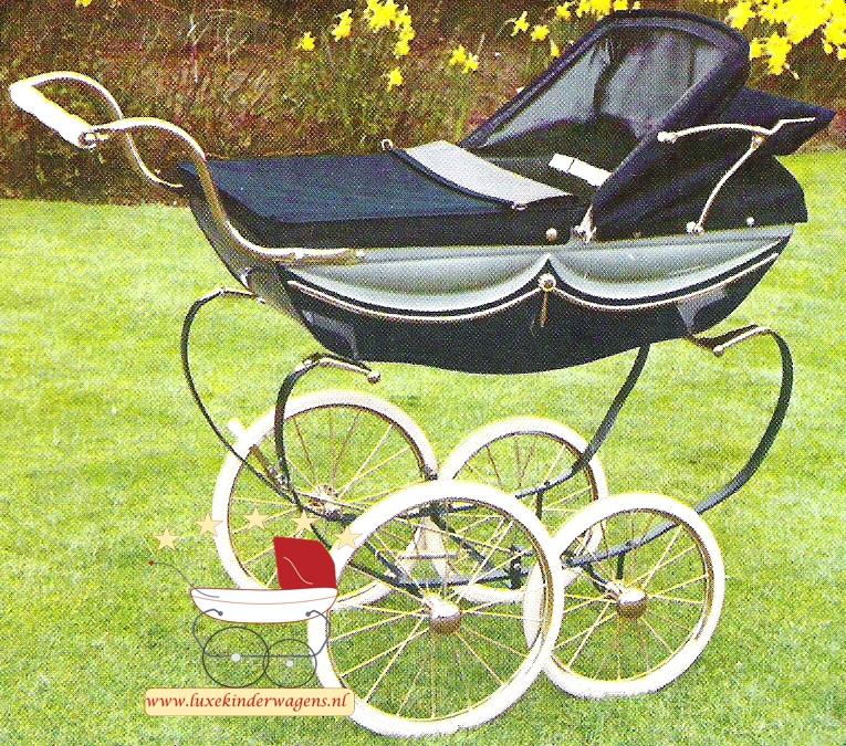 Silver Cross Poppenagen Gaye 1974-1981