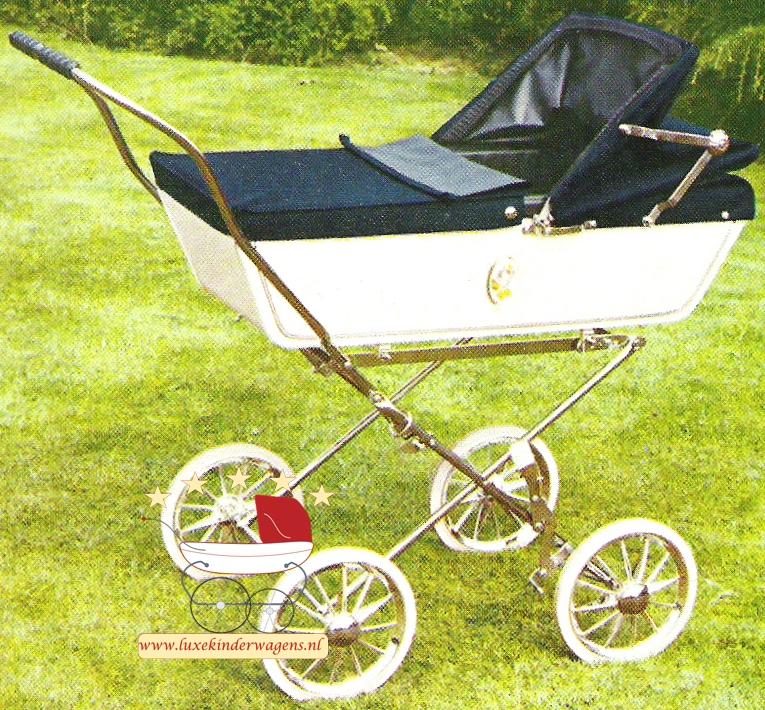 Silver Cross Poppenwagen Estelle 1974