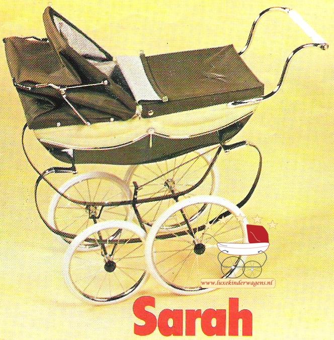 Silver Cross Poppenwagen Sarah 1982-1984