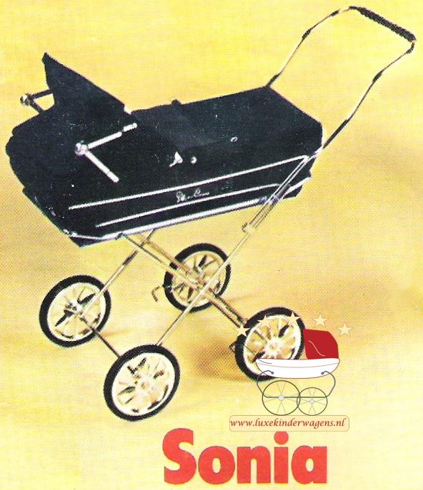 Silver Cross Poppenwagen Sonia 1982
