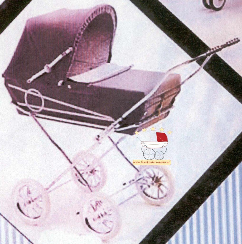 Silver Cross Poppenwagen Sophie 1984